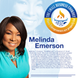 "The Small Business Cookout Comes to Charlotte to Help Local Businesses Keynote Speaker Melinda Emerson ""SmallBizLady"