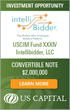 US Capital Engaged as Exclusive Adviser on $2MM Senior Secured Convertible Note Raise for Intellibidder Corporation