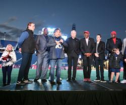 Daniel E. Straus and NFL Alumni Association