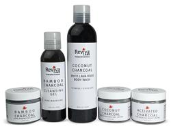 Reviva Labs' New Charcoal Regimen