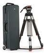 Think Tank Photo's Video Tripod Manager 44 Rolling Case Provides Hard Case Protection with Soft Case Convenience