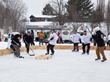 Pond Hockey Tournament in Grand Rapids to Support Water Well Development in Drought-Ravaged East Africa