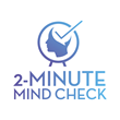 2-Minute Mind Check logo