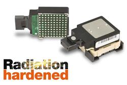 Reflex Photonics' LightSPACE™ radiation hardened transceivers.
