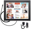 Antennas Direct Releases the ClearStream VIEW™ Wall Frame Amplified Indoor TV Antenna
