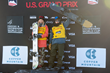Chloe Kim and Ayumu Hirano Win Toyota U.S. Grand Prix Halfpipe of Snowboarding at the Second Olympic Qualifier of the Season at Copper Mountain