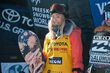 Monster Energy's Chloe Kim Wins Toyota U.S. Grand Prix Halfpipe of Snowboarding at Copper Mountain