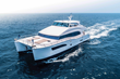 2018 Miami Yacht Show Debuting New Power Catamaran Mega Yacht Sure to Make Some Waves
