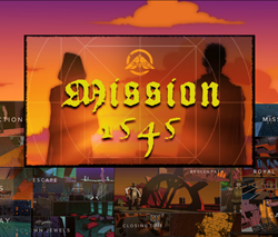 gamer, video game, steam, adventure, Mission 1545, casual game, soundtrack, pc game,