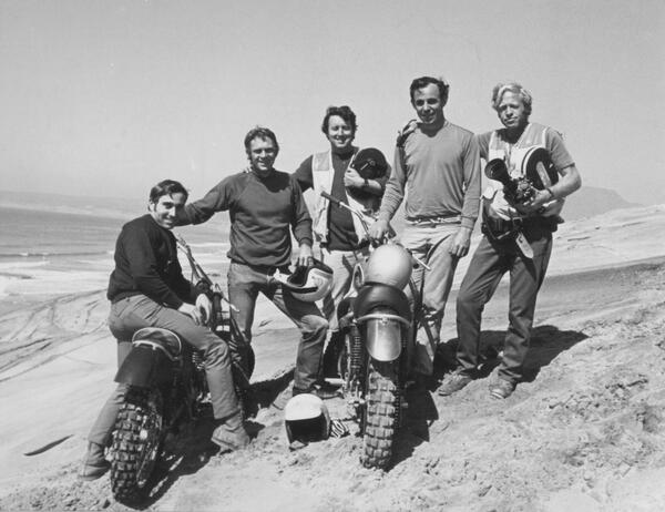 Brown Became Famous For The Film Endless Summer Which Follows Adventures Of Two Surfers Mike Hynson And Robert August As They Traveled Around