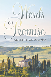 "Adeline Colosimo's new book ""Words of Promise"" is the tale of a soldier's search for retribution for the ones he has lost while serving his country during World War I."