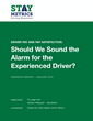 Stay Metrics Research Shows Experienced Drivers More Dissatisfied with Pay