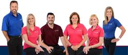 The Amada North Houston Team