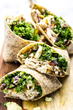 Healthy Wrap options