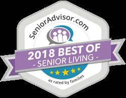 2018 Best of Senior Living