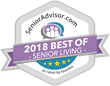 SeniorAdvisor.com Announces 2018 Best of Senior Living Awards