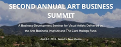 Art Business Summit in Santa Fe, April 6-7, 2018