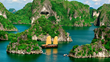 vietnam vacations, Halong bay tours