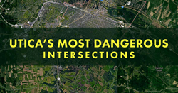 Utica's Most Dangerous Intersections