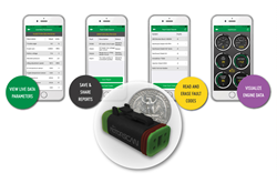 Smartphone Diagnostic Tool for Harley-Davidson Motorcycles