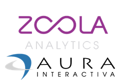 Zoola Analytics and Aura Interactiva Partnership Announcement