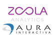 Aura Interactiva Partners with Zoola Analytics® to Provide Best-in-Class Reporting Solution