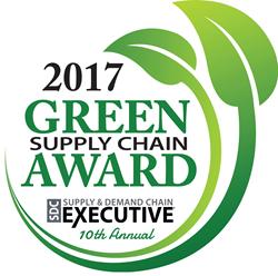SDCE Green Supply Chain Award