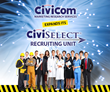 Civicom Marketing Research Services Expands Its CiviSelect™ Recruiting Unit