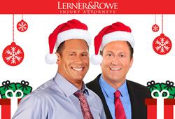 Lerner and Rowe Gives Back During 2017 Holiday Season