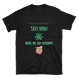 Risarth Announces the release of Another Anti-Trump Product: The Stay High Until We Say Goodbye T-Shirt