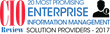 """Kodak Alaris Named One of the """"20 Most Promising Enterprise Information Management Solution Providers 2017"""" by CIOReview"""