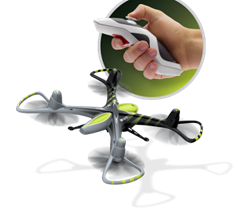 QFO Labs Quadfighter drone