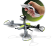 QFO Labs Wins Third Favorable USPTO Decision In Response to Parrot's Challenges to QFO's 'Tilt-to-Fly' Drone Patents