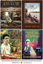 NEA translation grant brings lost world of early 20th century French Indochina to life in four books by George Groslier.