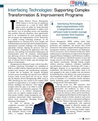 BPM, Business Process Management, Digital Transformation, CIOReview