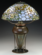 Fine Tiffany Studios Lighting and Other Rarities Take Charge at James D. Julia's 2017 Late Fall Rare Lamps, Glass & Fine Jewelry Auction.