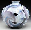 Camille Faure Art Deco Vase, Realized $6,655.
