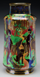 Wedgwood Fairyland Lustre Goblin Vase, Realized $10,890.