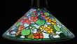 Tiffany Studios Nasturtium Chandelier, Realized $84,700.