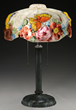 Pairpoint Puffy Table Lamp, Realized $6,050.