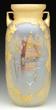 Royal Flemish Venetian Vase, Realized $14,520.