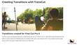 TransCut - Pixel Film Studios Plugins - Apple FCPX Effects