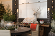 Decorated for the holidays, WRJ Design's showroom in the heart of Jackson, Wyoming, is a treasure trove of exquisitely crafted and rare items that are carefully curated from around the globe.