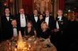 Ball Table of Ms. Dalia Maziar (center seated)