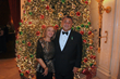 Vice Chairs and Grand Patrons of the Ballo di Savoia, Mrs. Barbara and Frank Desiderio, Esq.