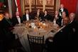 Savoy Ball Table of Rev. Msgr. Joseph Ambrosio (far left)