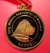 dog writers association of america dwaa maxwell medallion