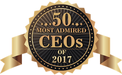 Approyo CEO Christopher Carter named one of the 50 Most Admired CEOs of the Year by The Technology Headlines