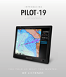 The new PILOT-19 commercial marine monitor