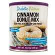 Can of Sugar Free Low Carb Diabetic Kitchen Donut Mix
